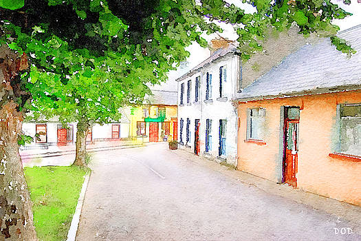Heart Of The Village by Declan O'Doherty