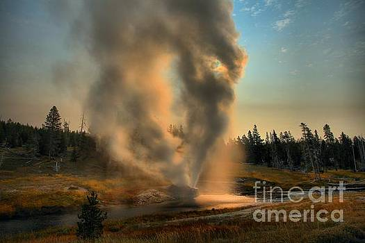 Adam Jewell - Heart Over Yellowstone