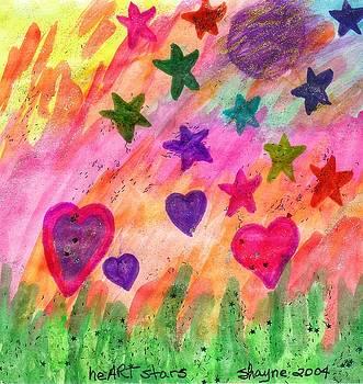 heART Stars 1 by Susan Schanerman
