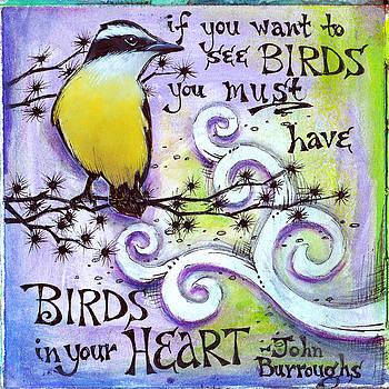 Heart by Vickie Hallmark