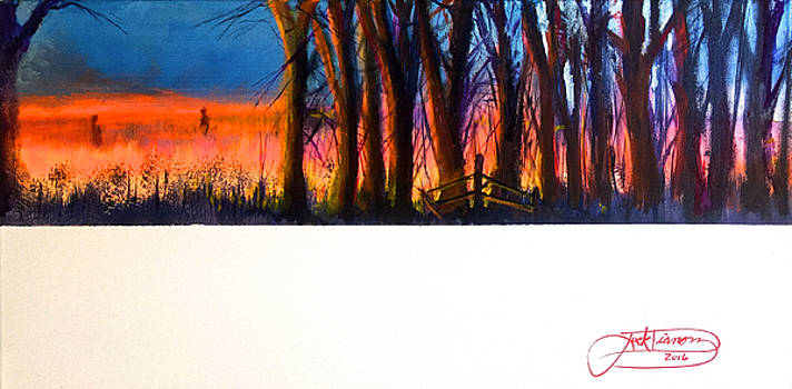 Heartland Sunset by Jack Diamond