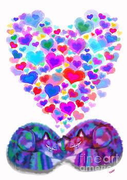Nick Gustafson - Hearts and Cats 2