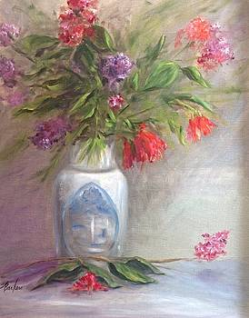 Hearts And Flowers by Anne Barberi