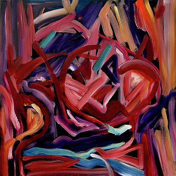 Hearts And Flowers by Dave Jones