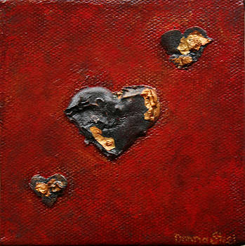 Hearts on Fire by Donna Steel