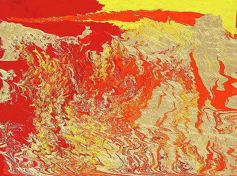 Heat Wave by Ralph White