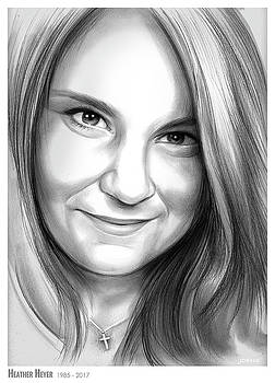 Heather Heyer by Greg Joens