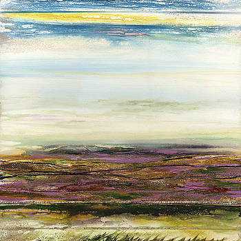Heathers on The Beacon  in Redesdale   by Mike   Bell