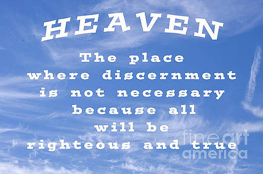 Heaven 1 by Diane Friend