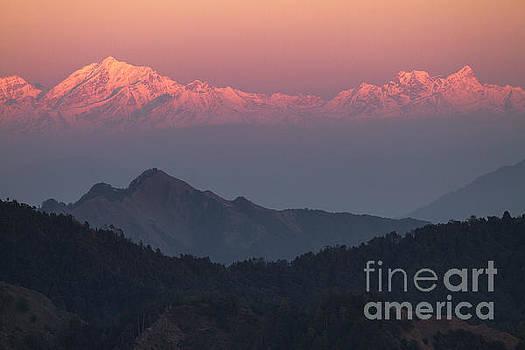 Heaven above by Hitendra SINKAR