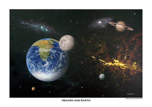 Heaven and Earth by Patrick Reilly