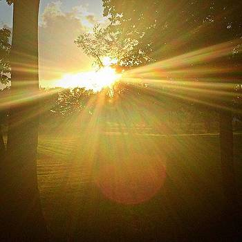 #heaven #august #sunlight #sunbeam by Kerri Ann Crau