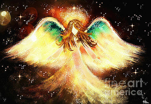 Heavenly Angel by Tina LeCour