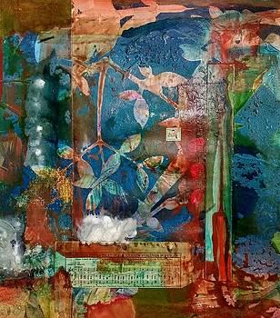 Heavenly Blue by Joyce Lieberman