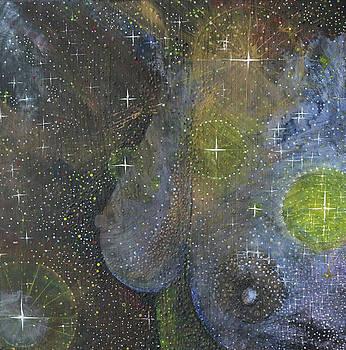 Heavenly Body aka the milky way by Kym Nicolas