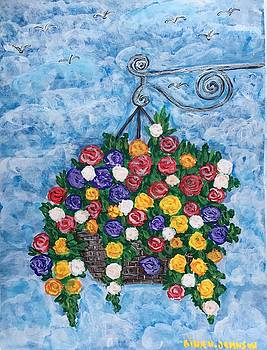 Gina Nicolae Johnson - Heavenly bouquet