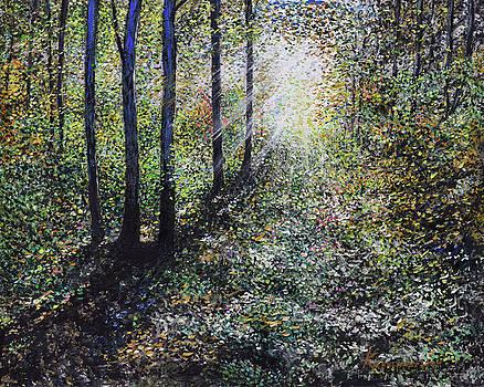 Heavenly Light by Eugene Kuperman