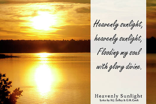 Heavenly Sunlight by Corey Haynes
