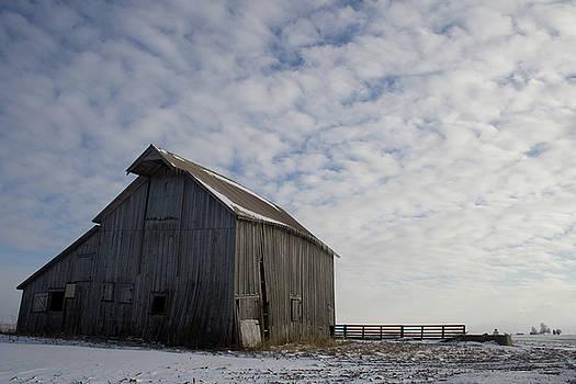 Heavens Barn Dusting by Dylan Punke