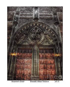 Heaven's Door by Donald Yenson