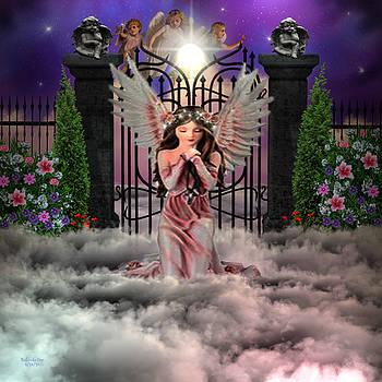 Heavens Gate by Artful Oasis