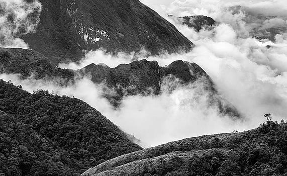 Heavens Gate Mountain landscape, Sapa Vietnam by Michalakis Ppalis