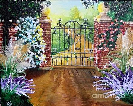 Heaven's Gate by Saundra Johnson