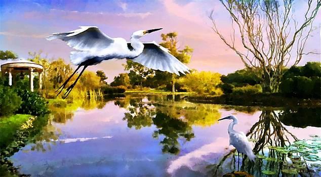Heavens Lake by Jann Paxton