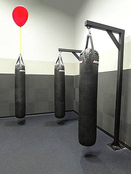 Heavy Bags by Bruce Iorio