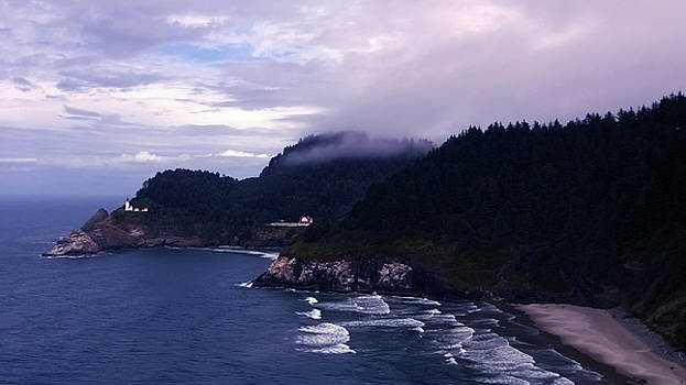 Heceta Head Lighthouse, Oregon by Pacific Northwest Imagery