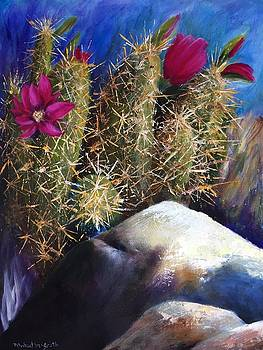 Hedgehog Cactus by Michael McGrath