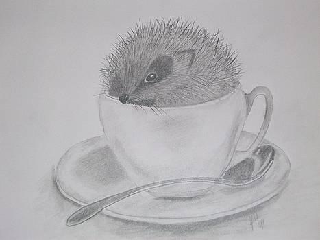 Hedgehog by Kristen Hurley