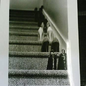 Heels. #photography #blackandwhite #art by Melanie Conway