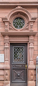 Teresa Mucha - Heidelberg Door 10