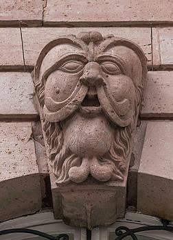 Teresa Mucha - Heidelberg Rathaus Face