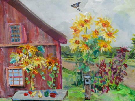 Height of Summer by Margaret Buchte