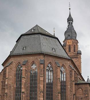 Teresa Mucha - Heiliggeistkirche Heidelberg