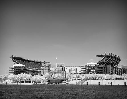 Heinz Field in Infrared by Steve Konya II