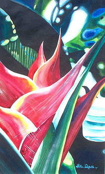 Heliconia by Lelia DeMello
