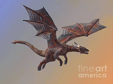 Corey Ford - Hell Dragon Flying
