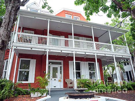 John Rizzuto - Hellings House Museum Key West