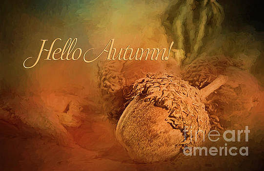 Hello Autumn by Pam  Holdsworth