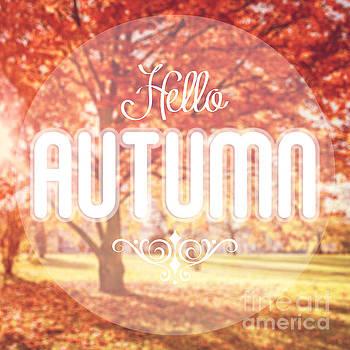 Sophie McAulay - Hello Autumn