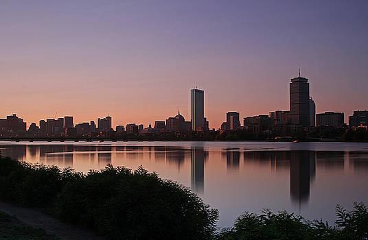 Hello Boston by Juergen Roth