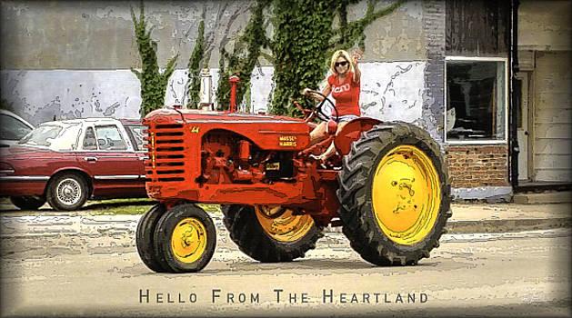 Joe Paradis - Hello From The Heartland