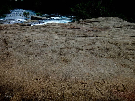 Rasma Bertz - Hello I Heart U