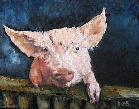 Hello Piglet by Donna Ellery