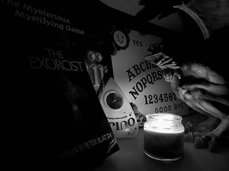 Kyle West - Exorcist Ouija Board