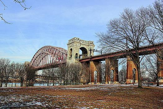 Hell's Gate Bridge by William Cruz