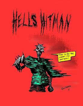 Hells Hitman by Kim Gauge